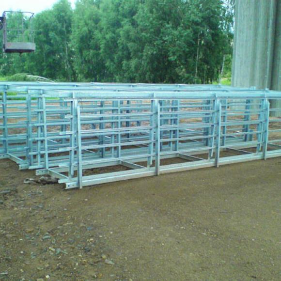 protikorozní ochrana revizní lávky - dálniční most u Rzavé, dálnice D3