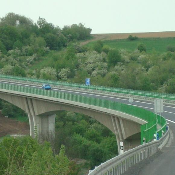 I/27 - Most přes Velemyšleves